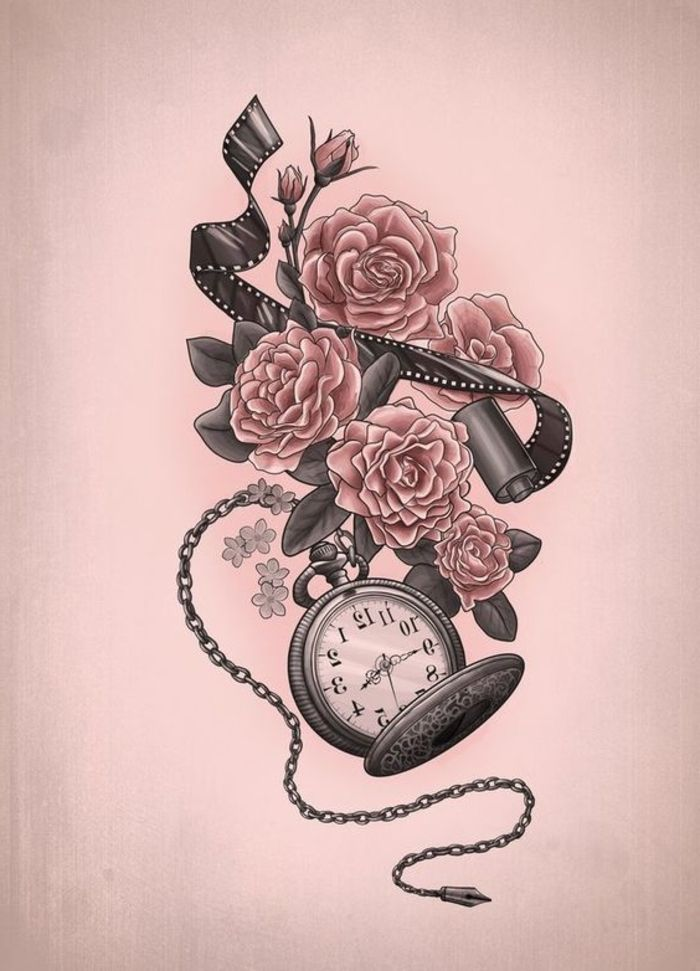 Photo of ▷ 1001 + ideas and inspiring pictures about rose tattoo