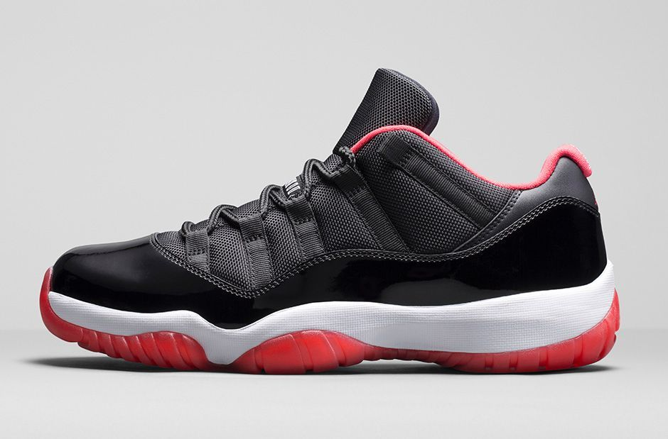 air jordan retro 11 low mens shoe $170