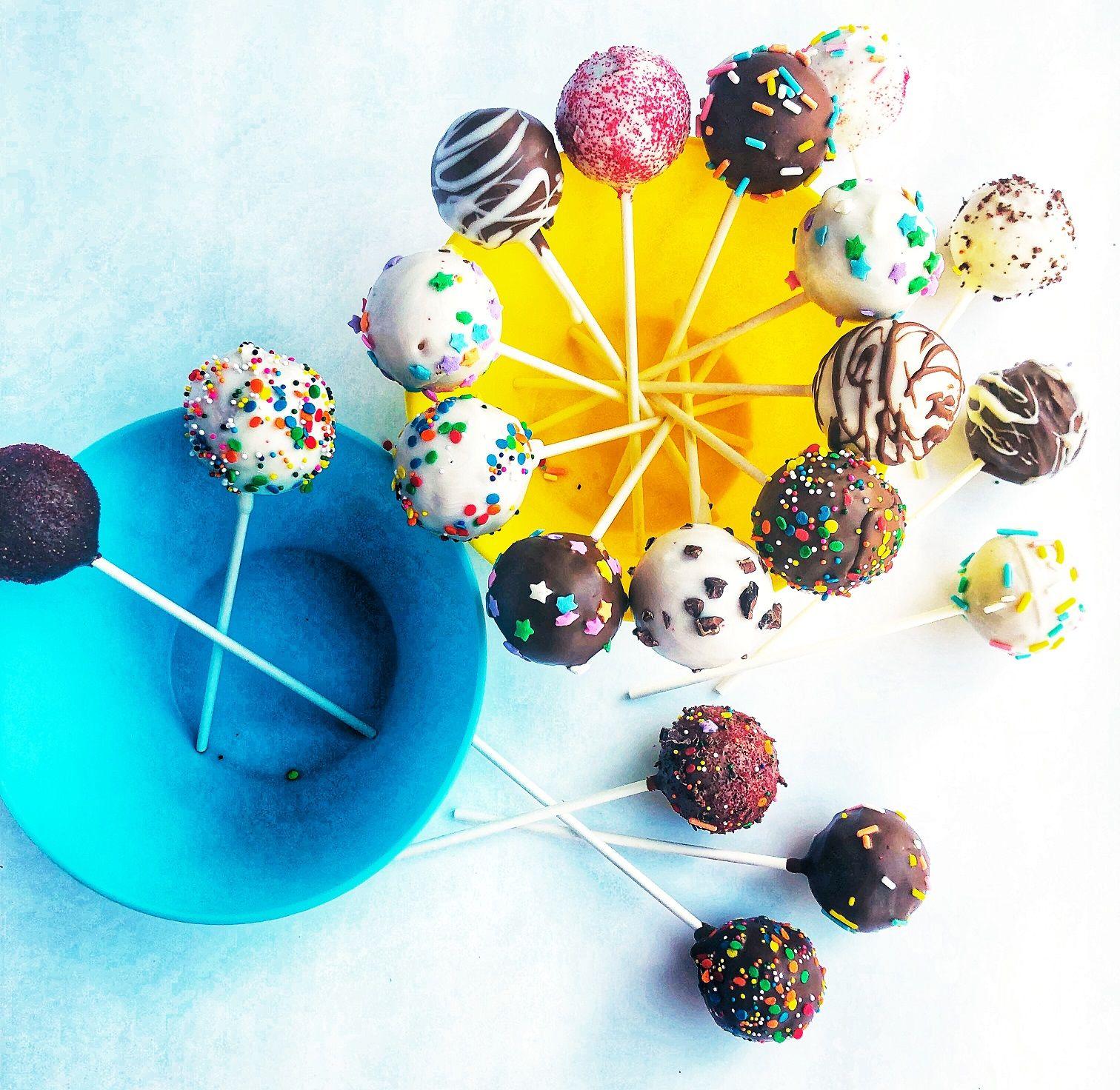 Do you want to build a cake pop cake pops cake pop