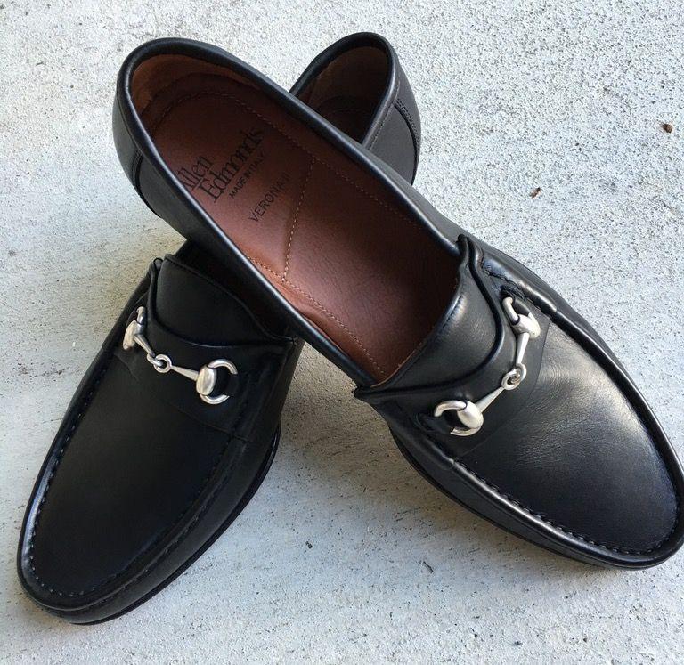 d60b6500a42 Allen Edmonds Verona II bit loafers.