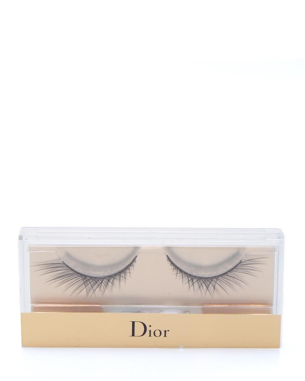 Dior Grand Bal Ready To Apply False Eyelashes Adorned With Soft Gold