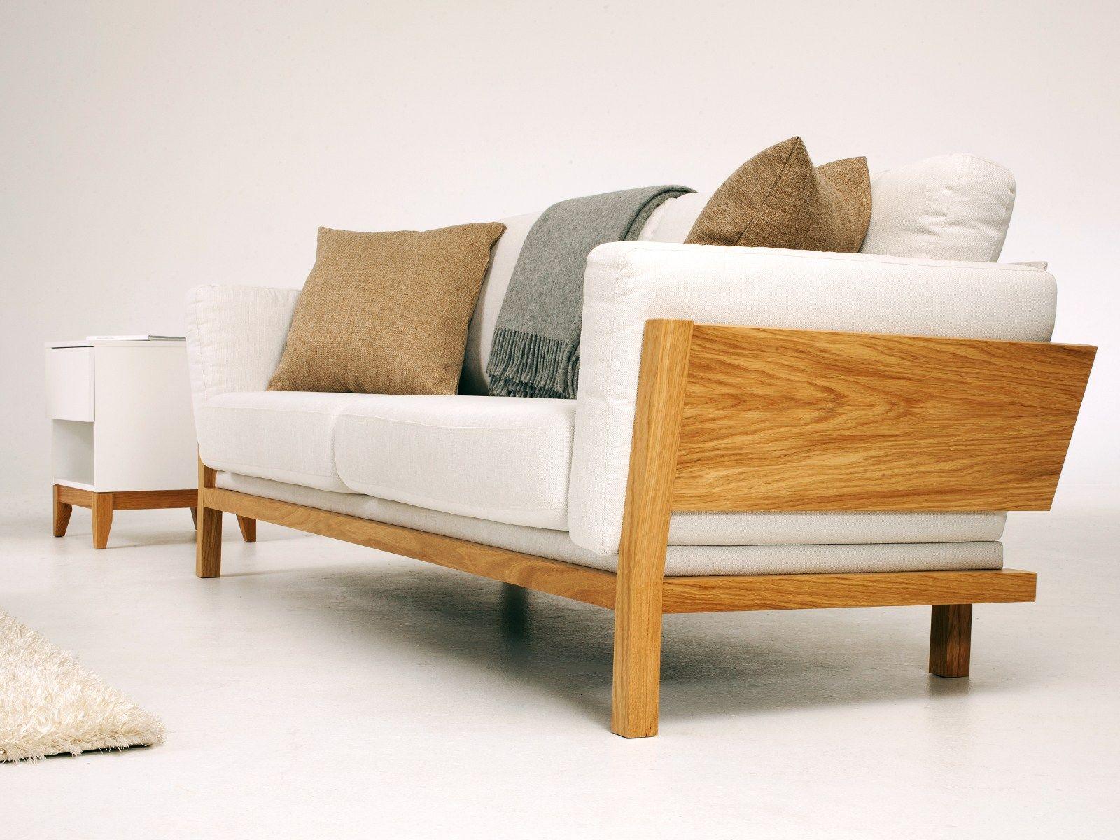 2 seater fabric sofa LANZA Woodman Kanap Pinterest