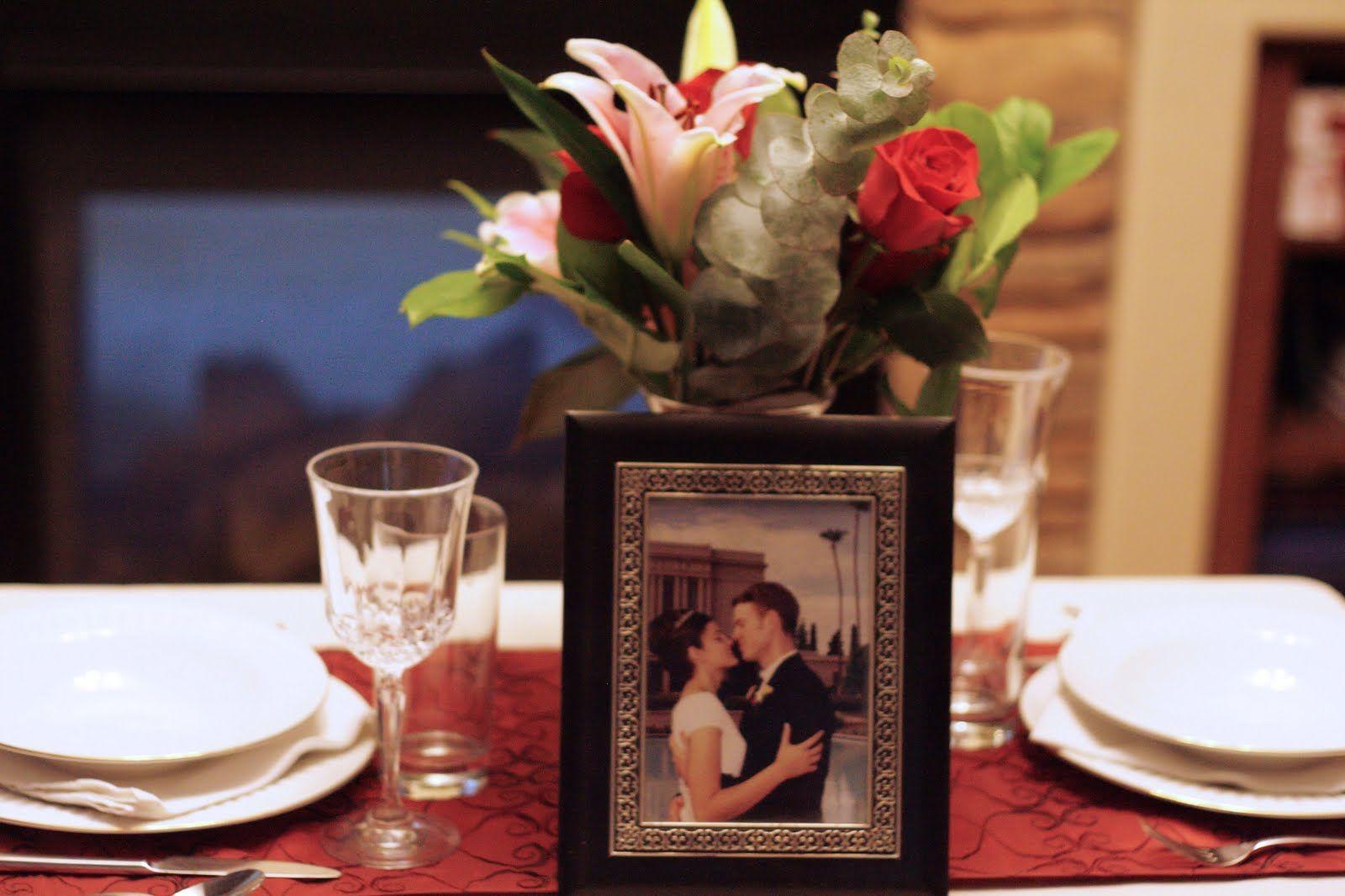 Anniversary Dinnerfamily style Anniversary dinner