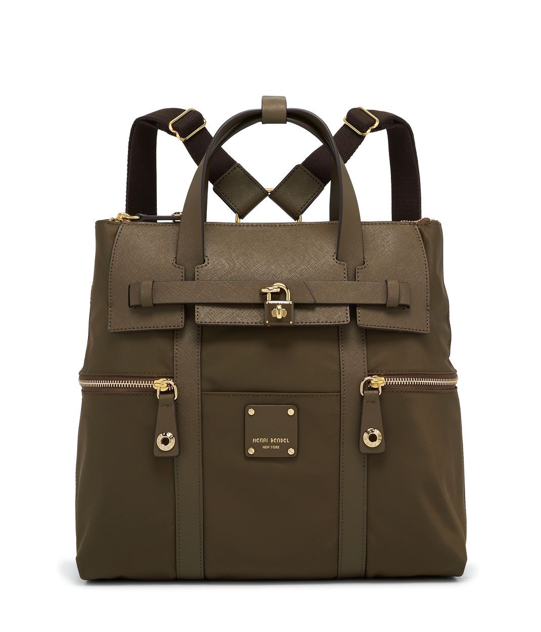 The Jetsetter Convertible Backpack is a shape-shifting luxury ...