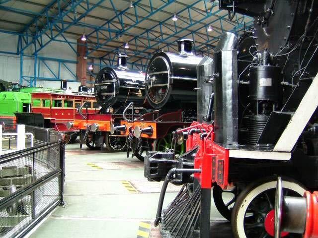 National railway museum - York - England, my grandson's favourite ...