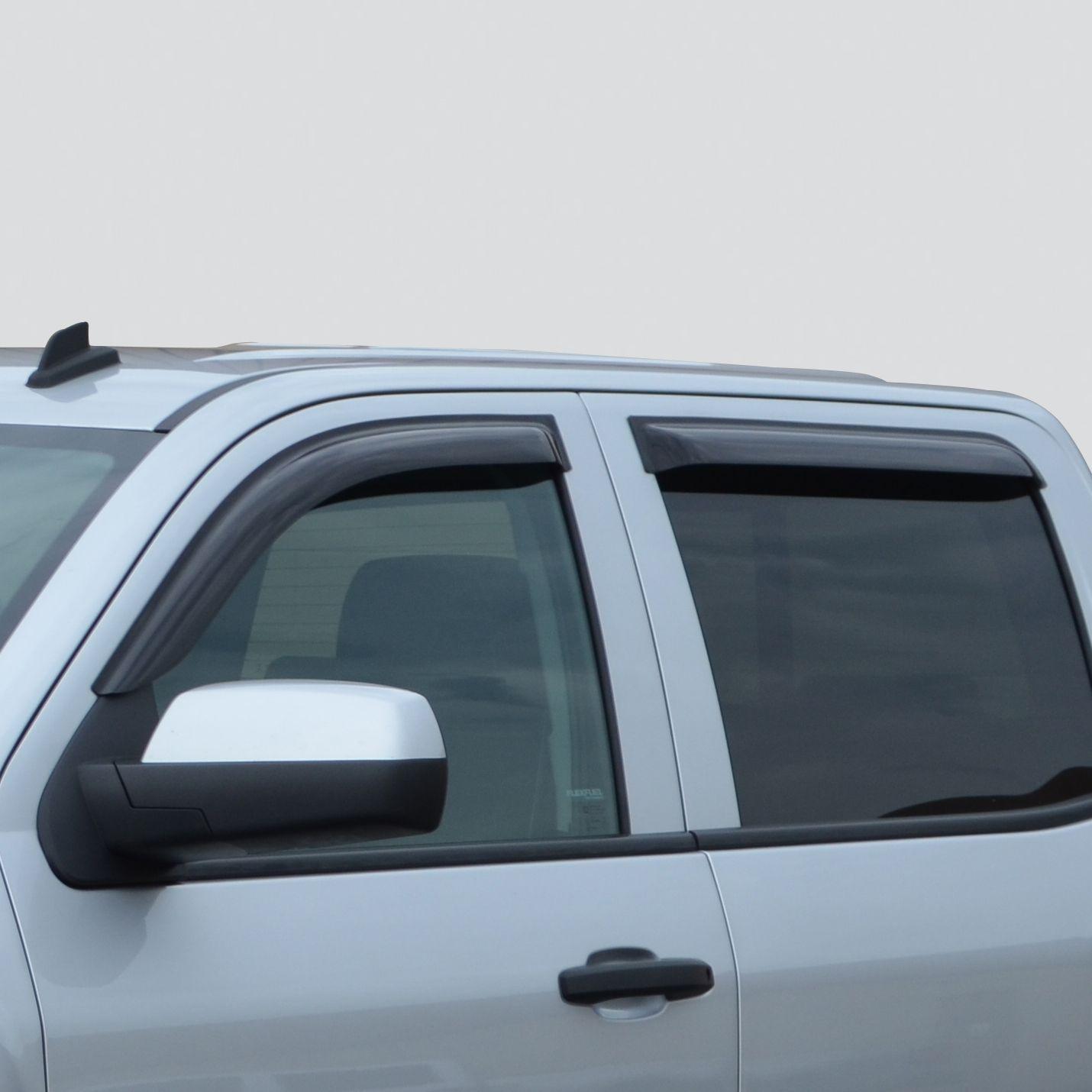2016 Silverado 2500 Crew Cab Side Window, Weather