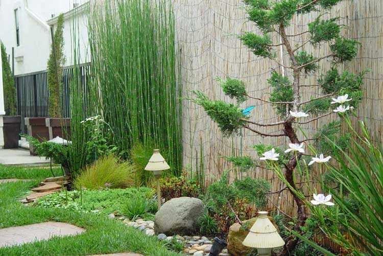 Diseo de jardines minimalistas Fotos Ideas y Trucos Jardines