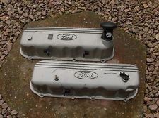 Alloy Valve Covers RS Ford Capri MK1 V6 NEW!
