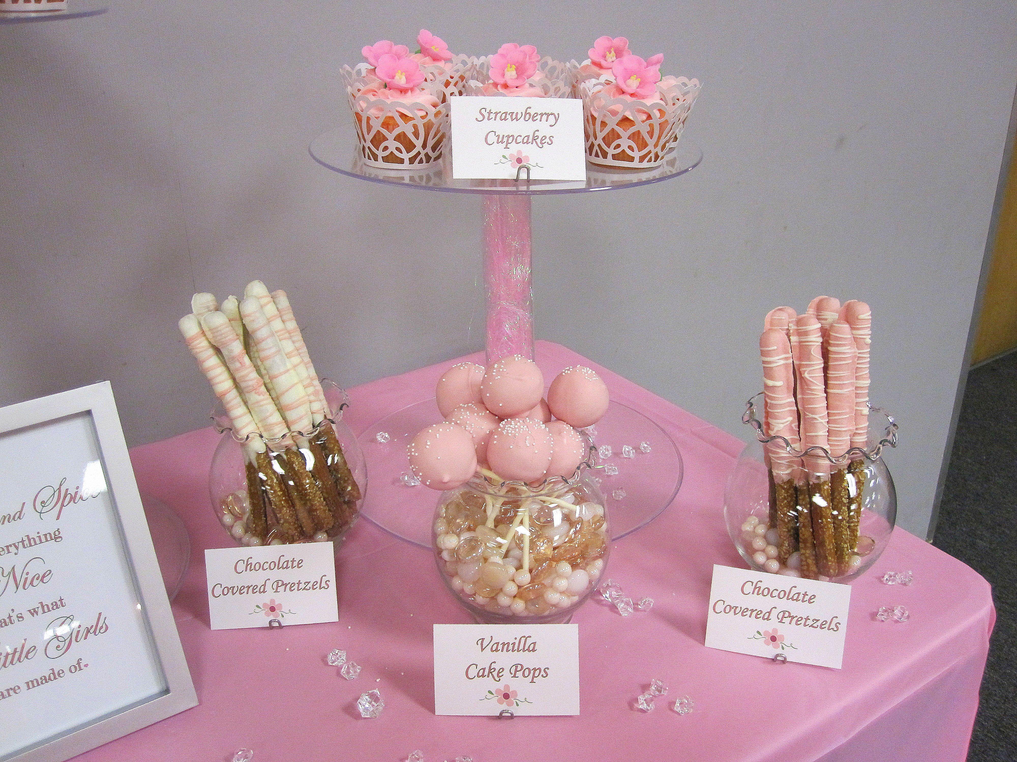 Chocolate Covered Pretzel Sticks and Cake Pops | S W E E T S ...