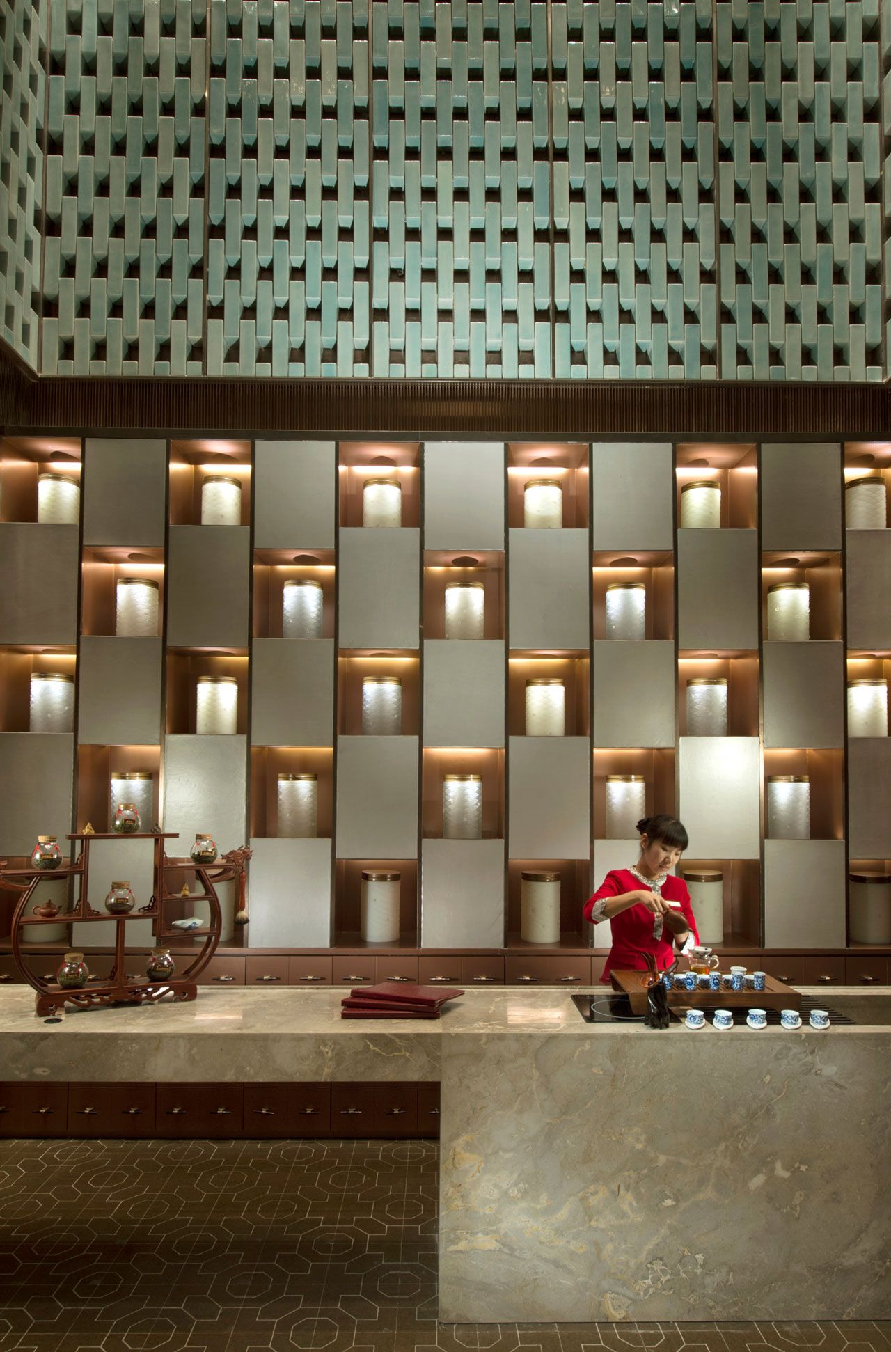 Conrad Beijing  Contemporary Design Mixed With Beijings Grandeur