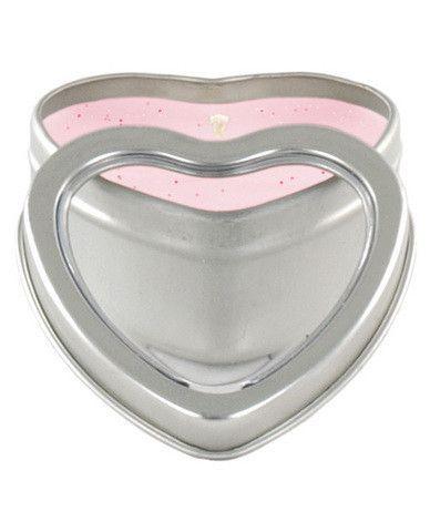 Mini heart pheromone candle lavender/vanilla