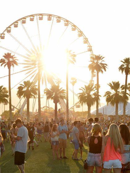 Keine Hula Hoop-Reifen auf dem Coachella! Die überraschenden Do's und Don'ts des Festivals auf STYLIGHT.de