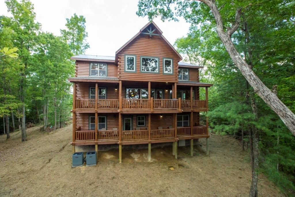 Cabin Retreat Rentals In Red River Gorge, KY