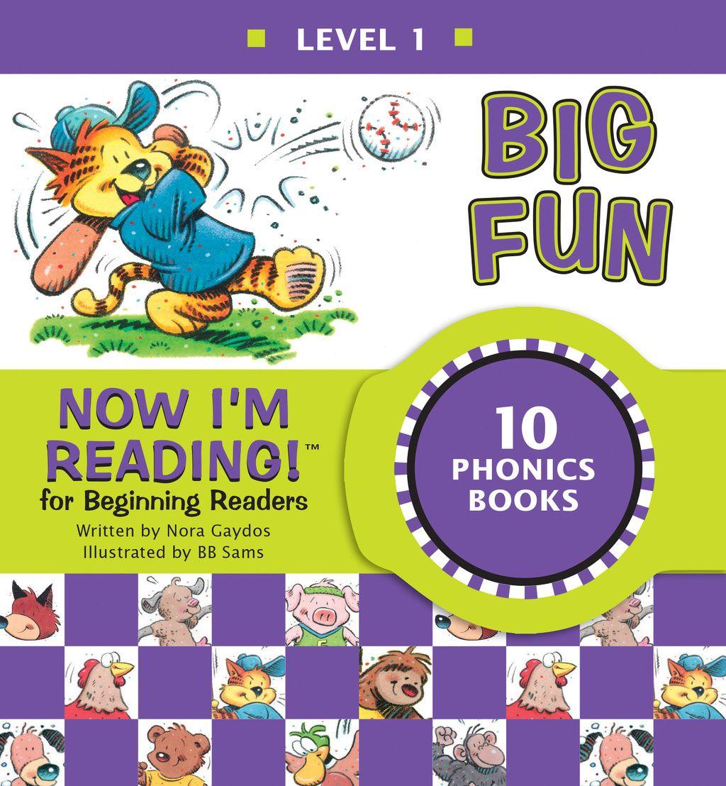 Now I'm Reading! Level 1: Big Fun (eBook)