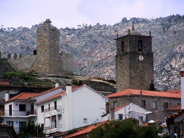Castelo Novo, Fundão. Castelo Branco, Portugal