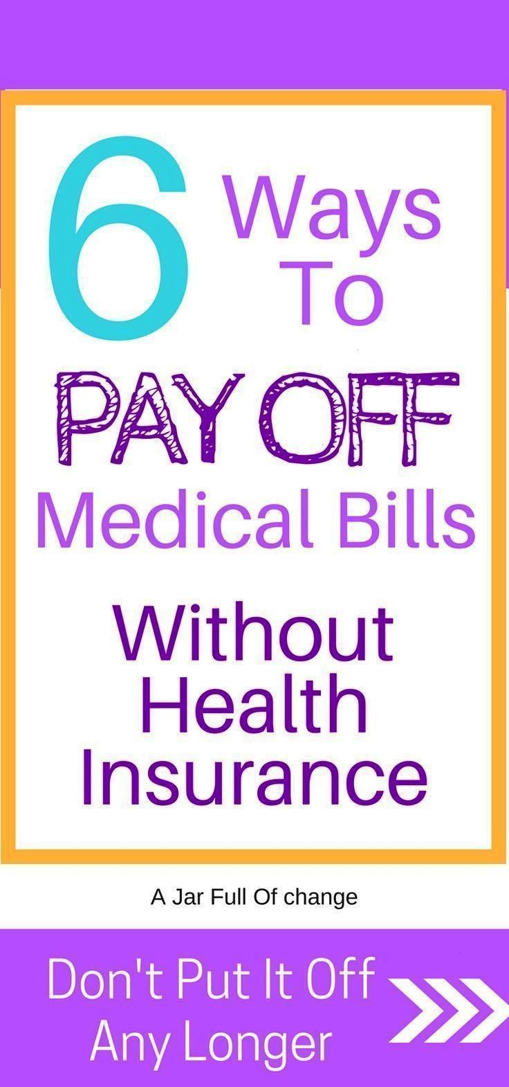 to pay medical bills without insurance  How to pay medical bills without insurance I used some of the tricks to repay the debt and get rid of the debt after having large...