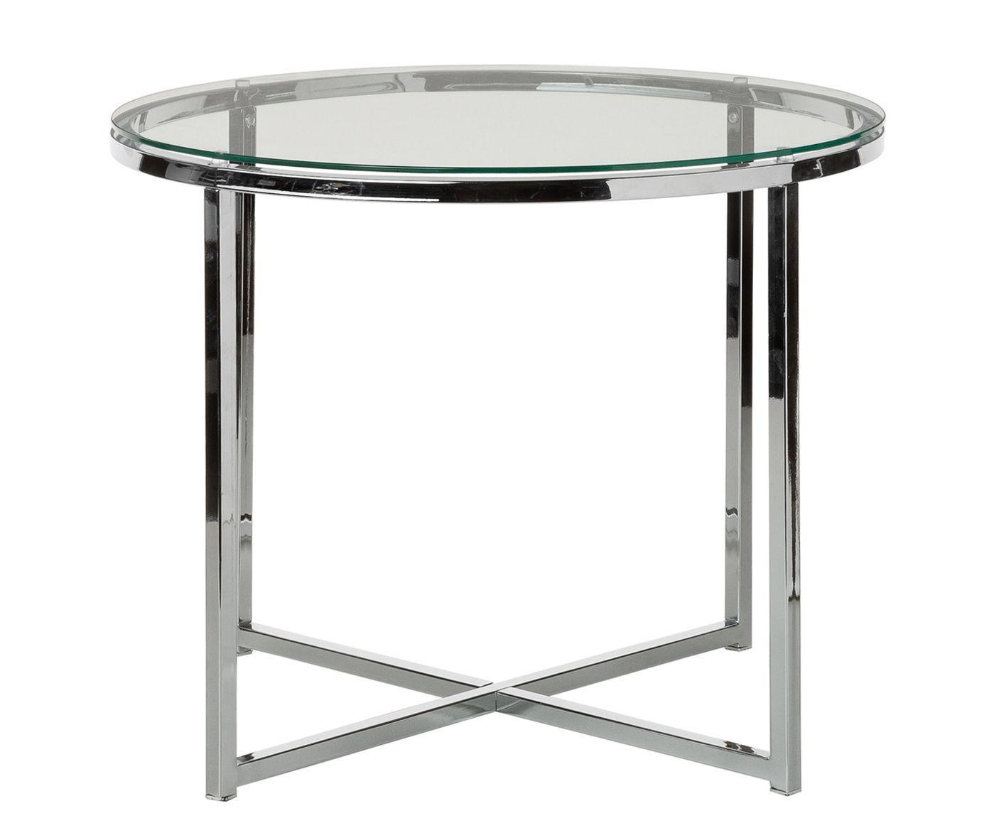 Blickfang Glasbeistelltisch Das Beste Von Luftig-leicht: Beistelltisch Matheo Von Actona Aus Glas