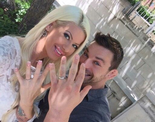Davey richards dating angelina love and velvet