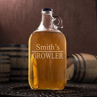 64 oz. Home Brew Beer Growler -   19 crafts beer growler ideas