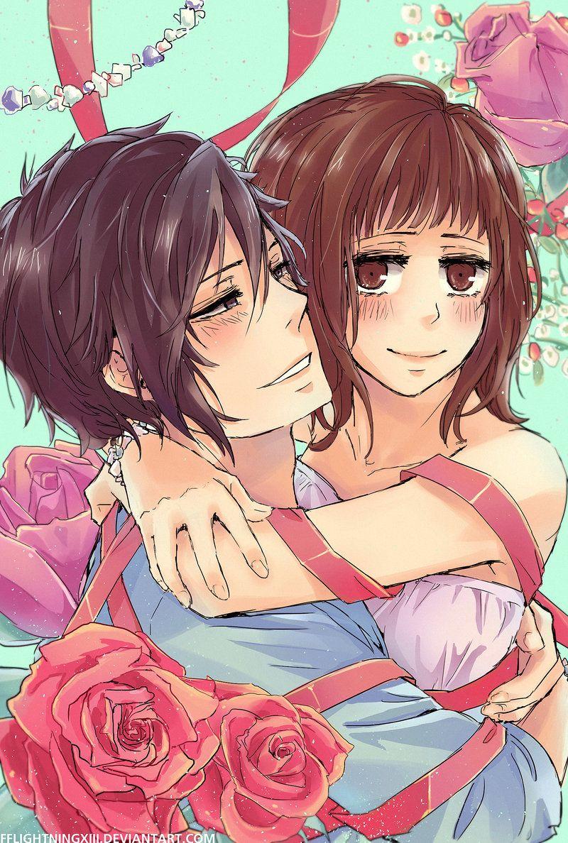 Say I Love You Sukitte Ii Na Yo Mei and Yamato