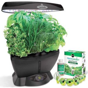 Indoor Hydroponic Herb Garden Systems & Kits - Better Gardener's Guide