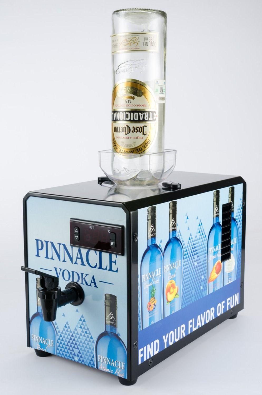 SICAO 0.9L 4.5kg Mini Cold Liquor Dispenser with Tap Supply Liquor ...