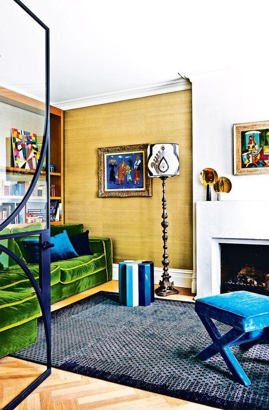 Pantone Grün 2017 Wohndesign Wohnzimmer Ideen BRABBU - wohnzimmer ideen grun