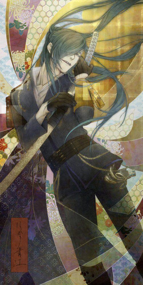 来なよ 僕が欲しいのだろう touken ranbu anime anime boy
