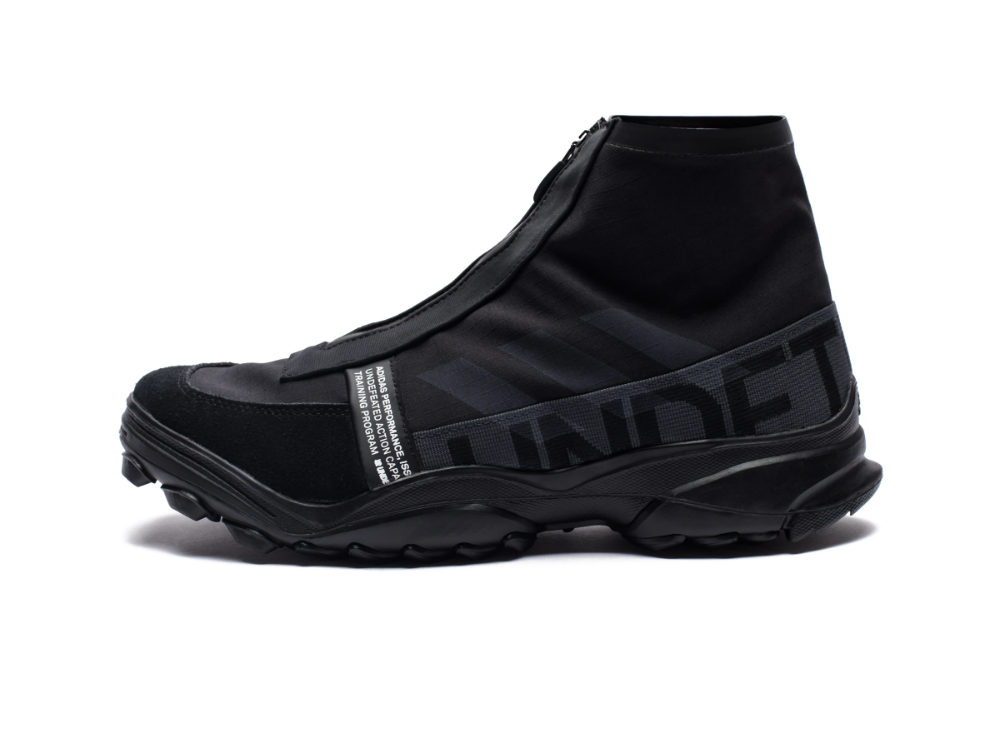 Adidas X Undefeated Gsg9 Blkwhi Lgtgre Orange Sneaker Boots Adidas Shoes Outlet Fire Boots