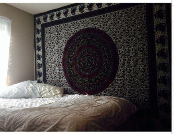 Pin by Noopur apte on Decor | Pinterest | Mandala tapestry ...