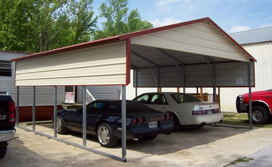 Metal Carports Are The Newest Trend In The Care And