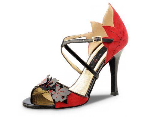 "Nueva Epoca Women's Tamara - 4"" (9.0 cm) Stiletto Heel, 9 M US (6 UK) Nueva Epoca http://www.amazon.com/dp/B008DCQUOC/ref=cm_sw_r_pi_dp_4QUZtb0DG1GQ48DD"