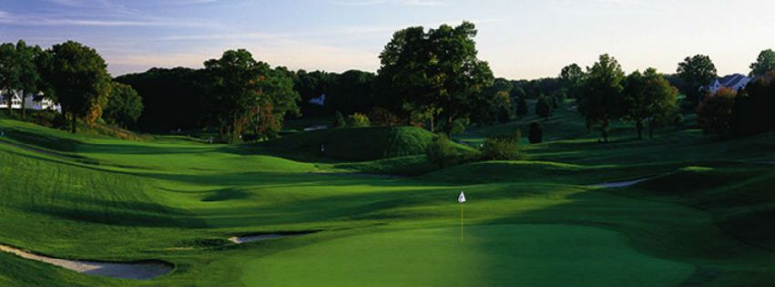 """TPC River Highlands, host of this week's Travelers Championship, was named by Golf Digest """"One of the Top 10 Golf Courses in the State"""" and by Connecticut Golfer Online the """"Best Private Course in the State"""" for six consecutive years!"""