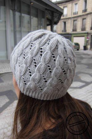 tricoter un bonnet avec 5 aiguilles