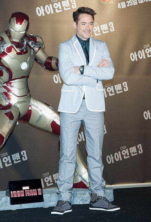 Iron Man 3 Press Conference