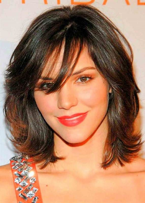 Medium Length Hairstyles For Thin Hair Best Layeredhairstylesthinhair  Hairstyles  Pinterest  Hair