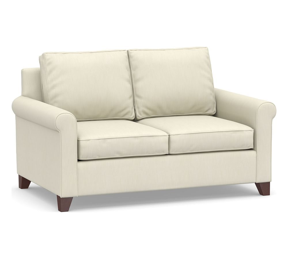 Cameron Roll Arm Deep Seat Upholstered Sofa Upholstered Sofa Love Seat Sofa