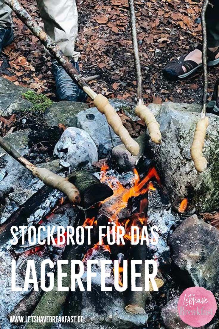 Zum Abschluss der Sommersaison noch schnell ein Lagerfeuer