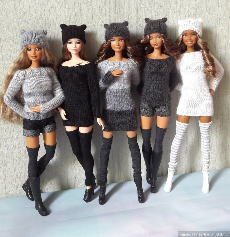 - #crochetedbarbiedollclothes