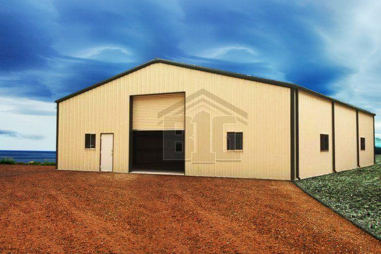 Eclipse Steel Metal Buiilding 50x50x12 Big Building Building A Pole Barn Metal Garages