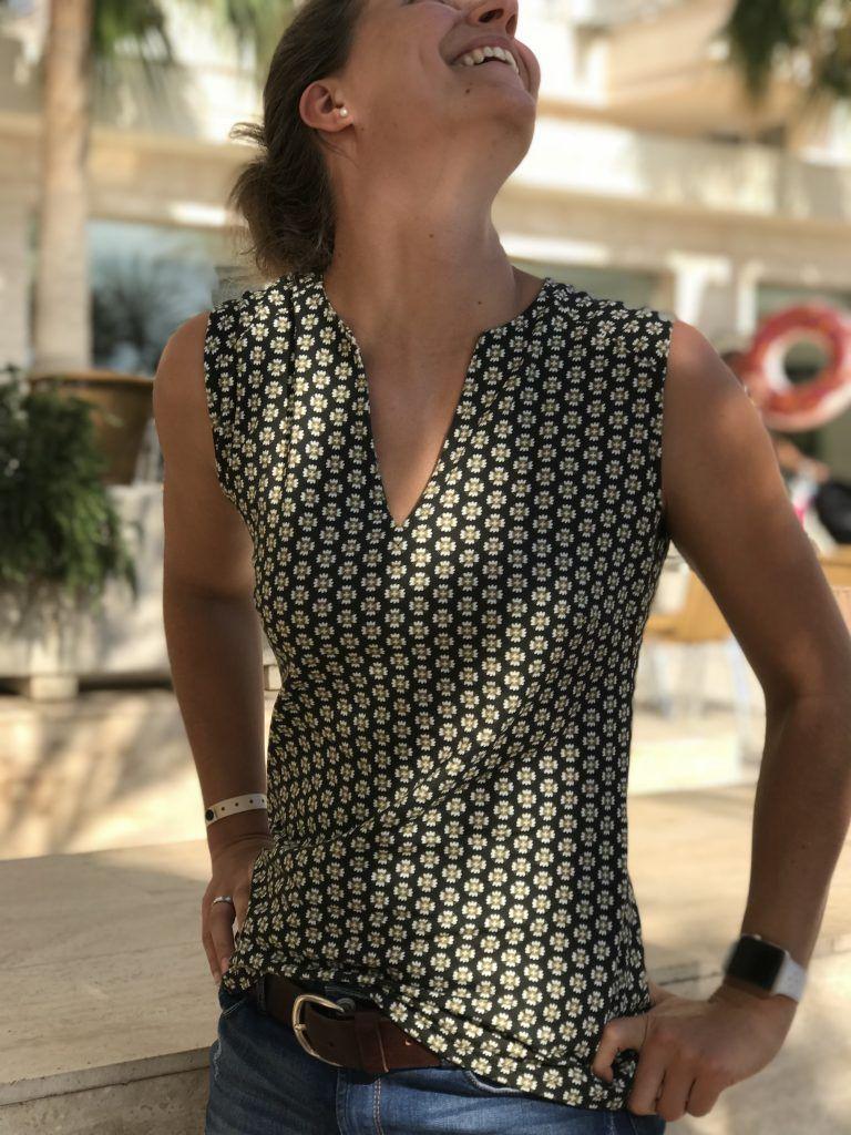 Neue Schnittmuster: Kleid Kilia, Maxikleid Milia und Shirt Silia