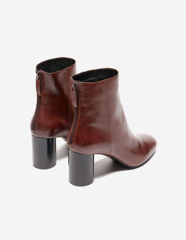 19c3e7dfb Épinglé par Dinda Anindya sur Shoe   Chaussure, Bottines sandro et ...