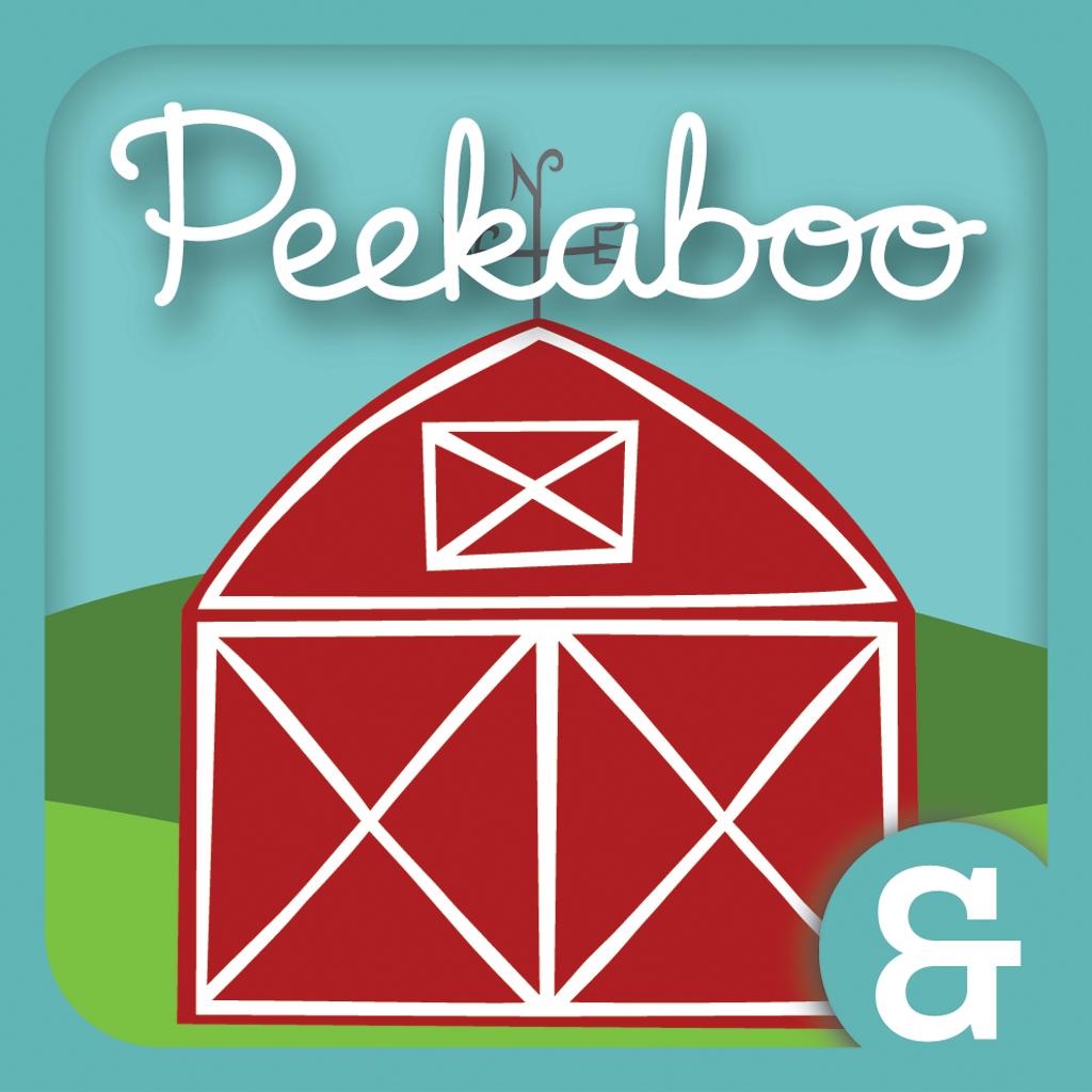 Peekaboo Barn App Review BridgingApps Kids app