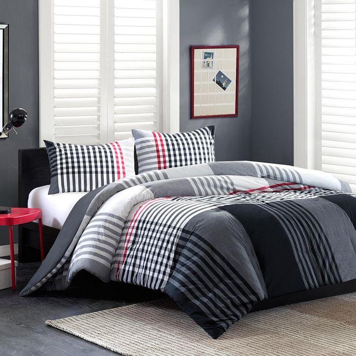 Captivating Ink + Ivy Blake Twin XL Comforter Set