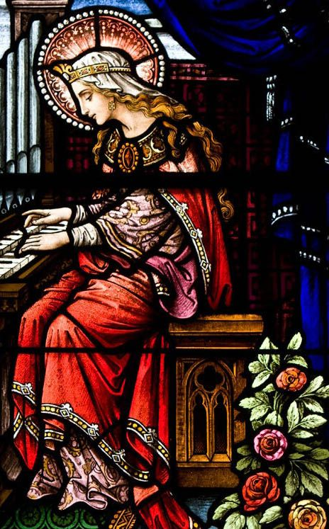 St Michael S Church Lansford Pa Stained Glass Church Glass Art Pictures Stained Glass Paint