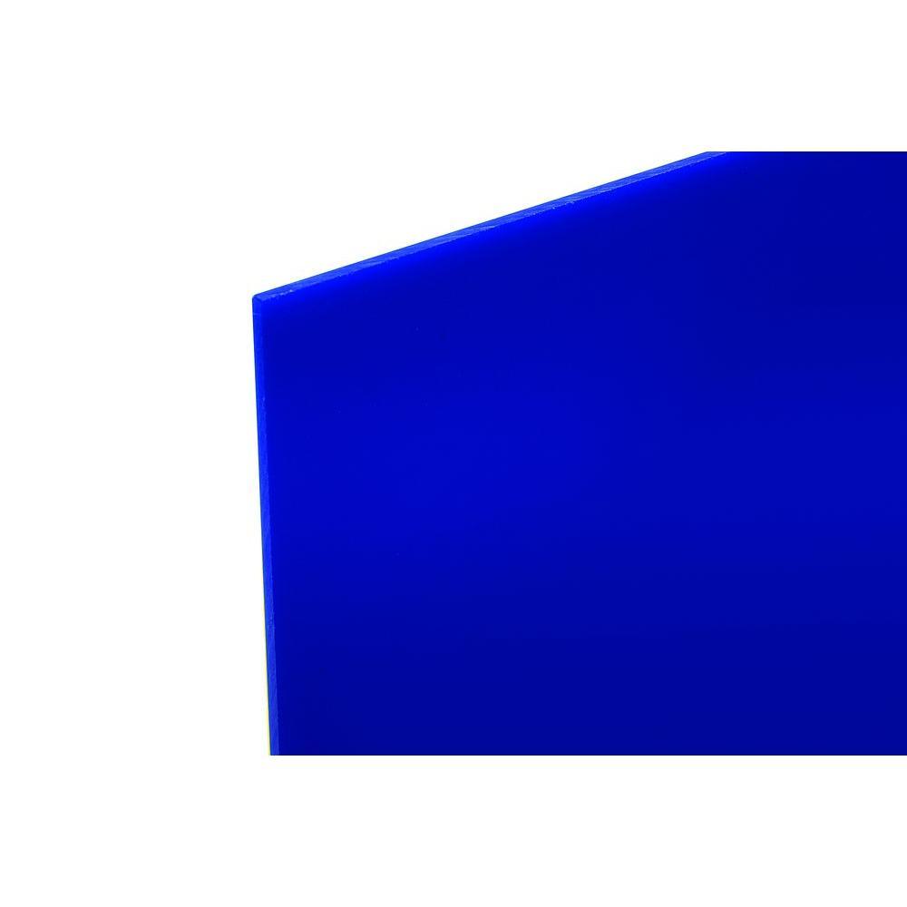 48 In X 96 In X 118 In Blue Acrylic Sheet Ca2114blu In 2020 Acrylic Sheets Black Acrylic Sheet Acrylic Mirror