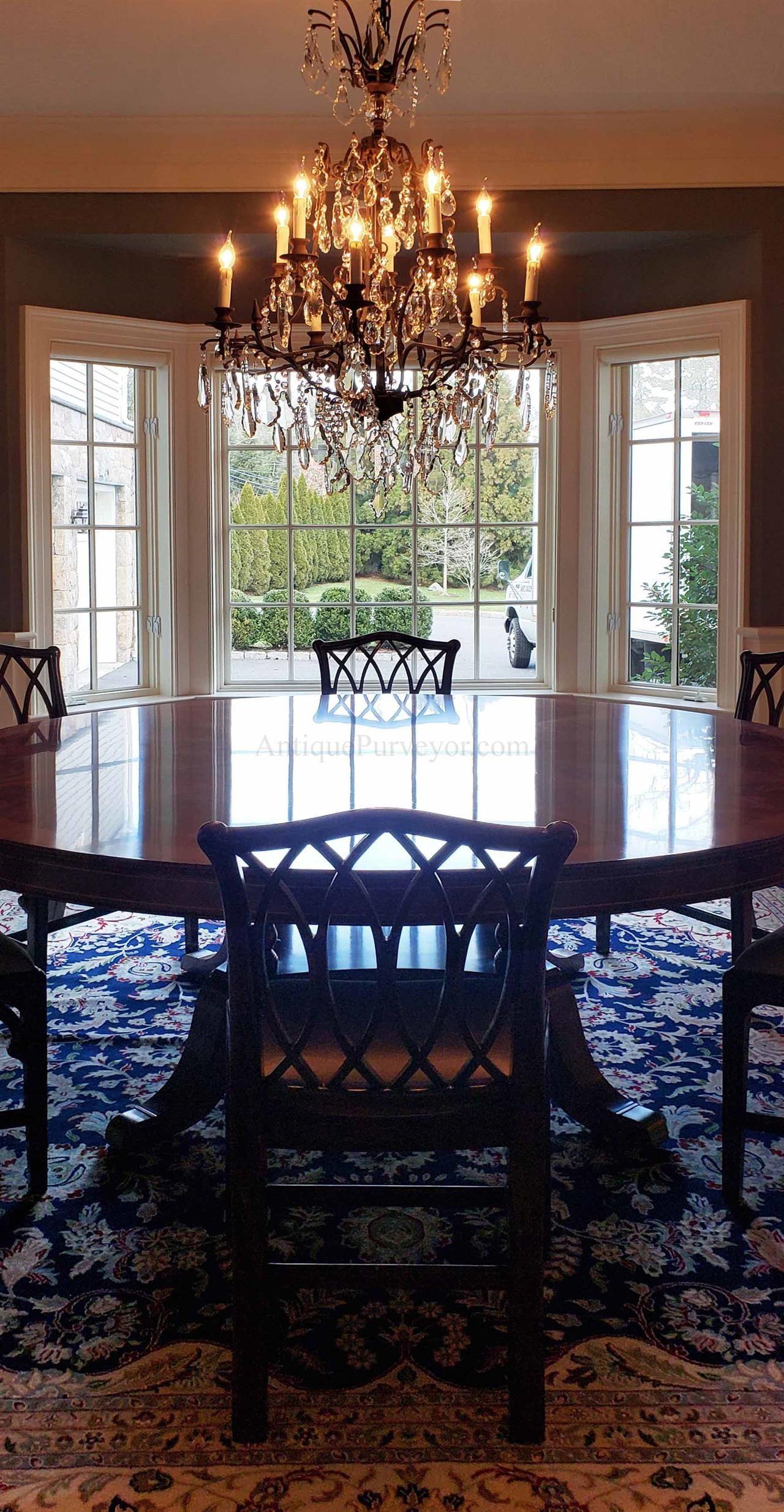 33 Grey Slate Color Dining Ideas, Slate Dining Room Table Setup