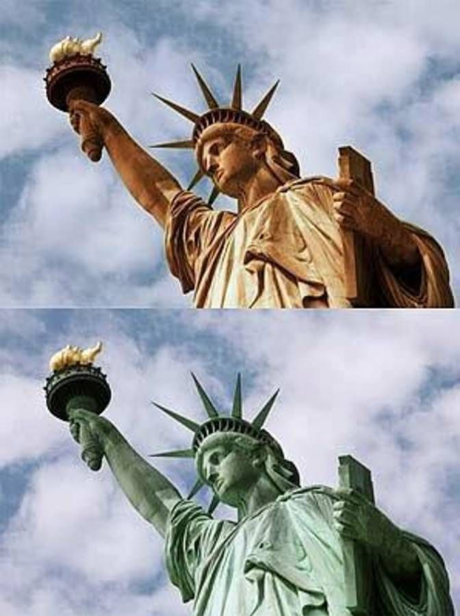 10 Things You Didnt Know About The Statue Of Liberty Statue Of Liberty Statue Liberty
