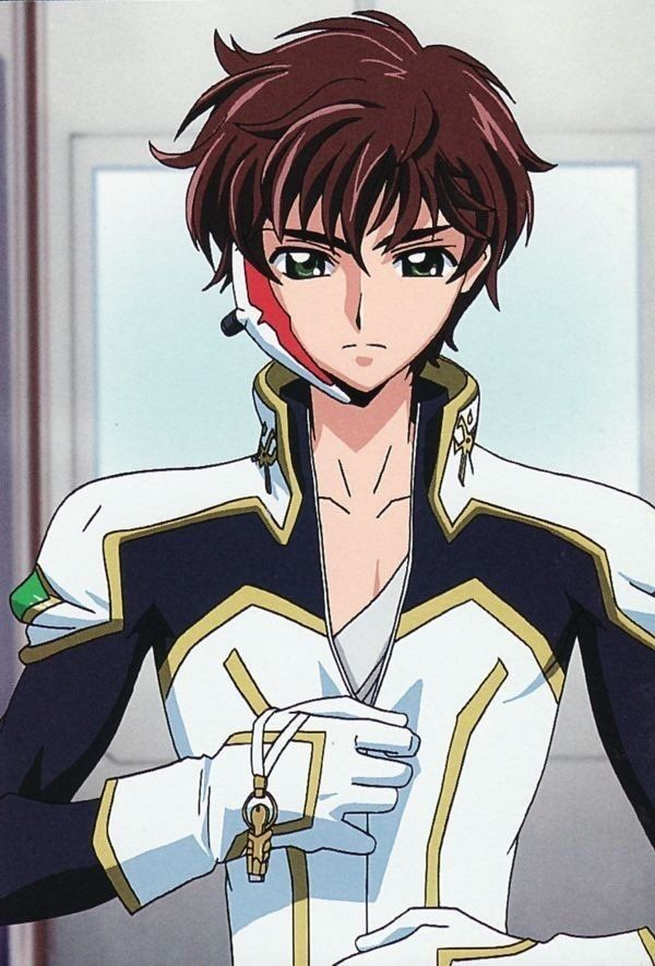 Kururugi Suzaku || Code Geass