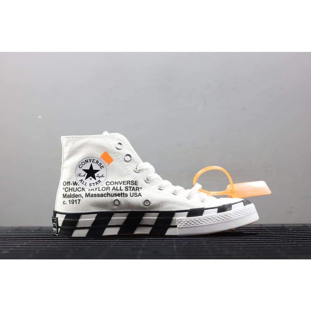 5c15d52d8f2 Off-White x Converse All-Star White 2.0  163862C